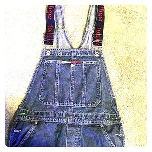 Vintage Tommy Hilfiger overalls